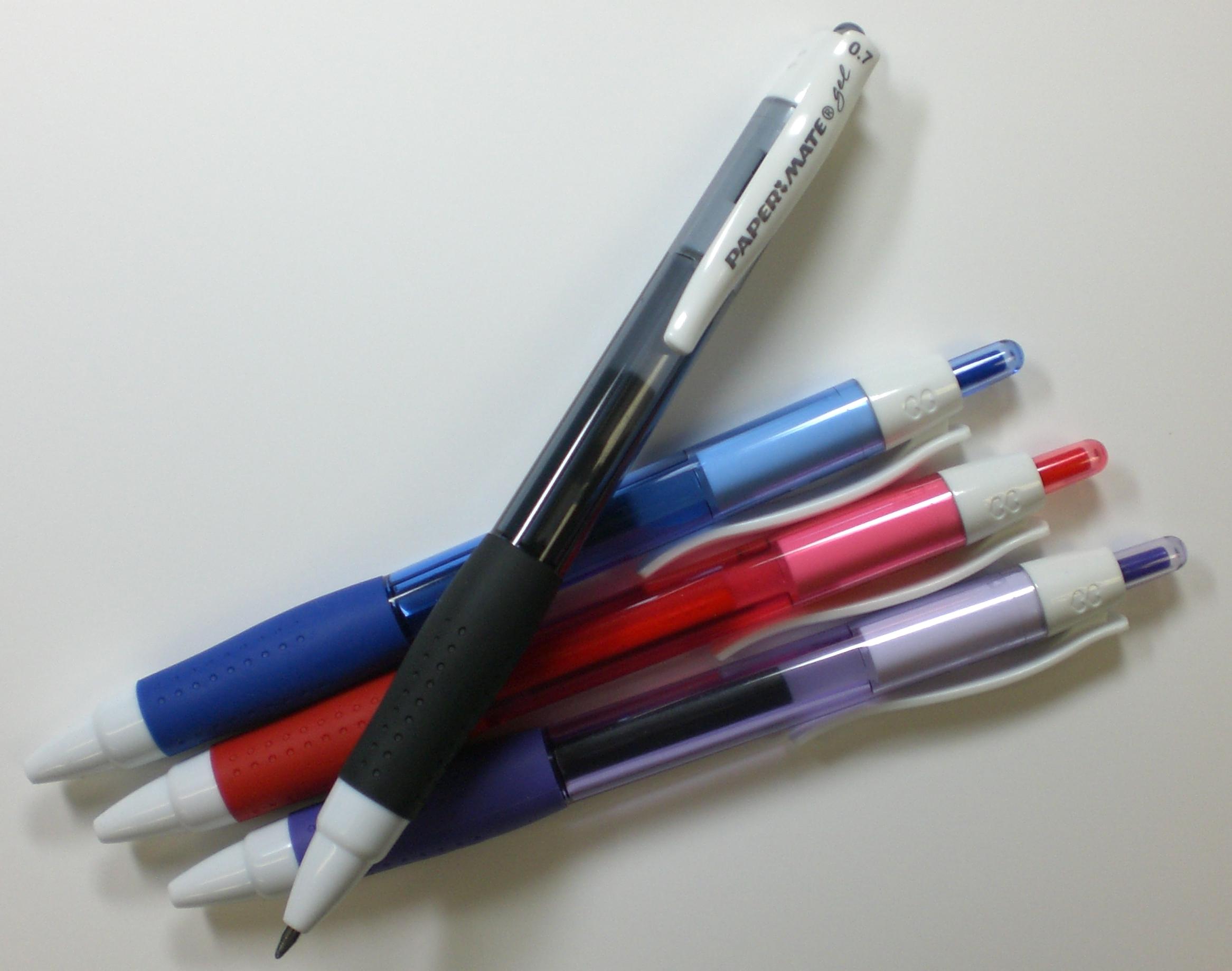 Papermate gel 0.7mm Gel Pen | Pens'n'Paper