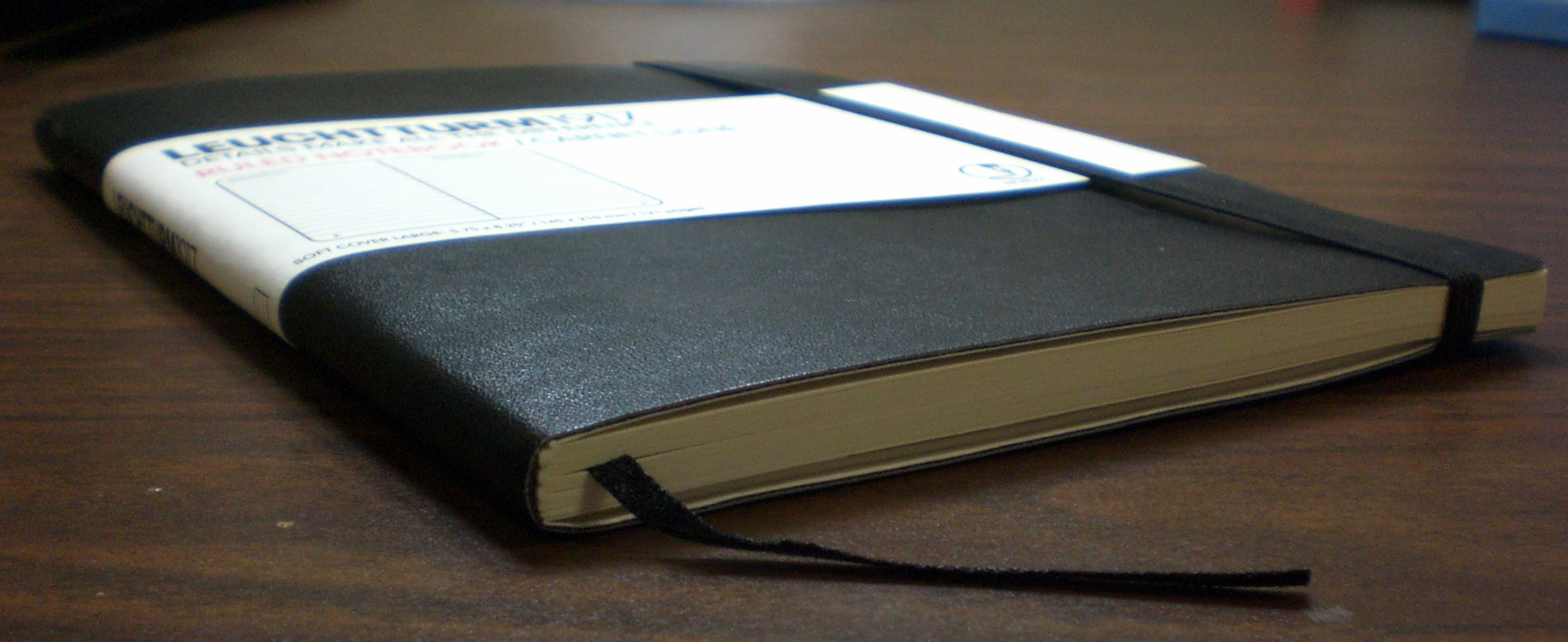 Leuchtturm1917 notebook - Noted in Style
